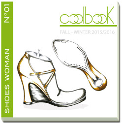 women's fashion shoes book guide F/W 2015/2016 - book tendenza calzature donna A/I 2015/2016