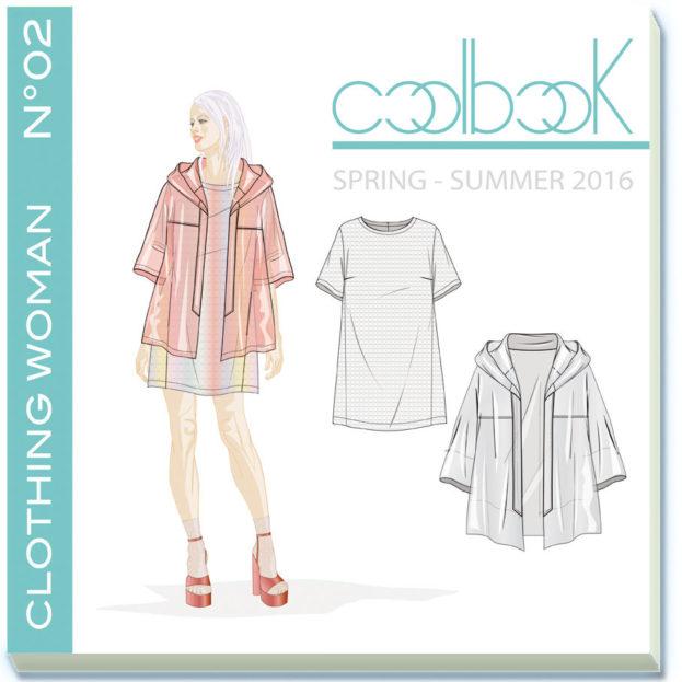 Book clothingwoman
