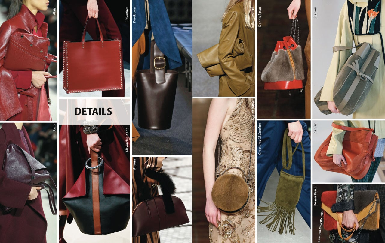 Mood - CoolBook Sketch Woman bags A/W 2019/20 - Bag Trend Book