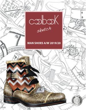 Cool Book Sketch Trend Book Man Shoes A/W 2019/20 Tendenze Moda