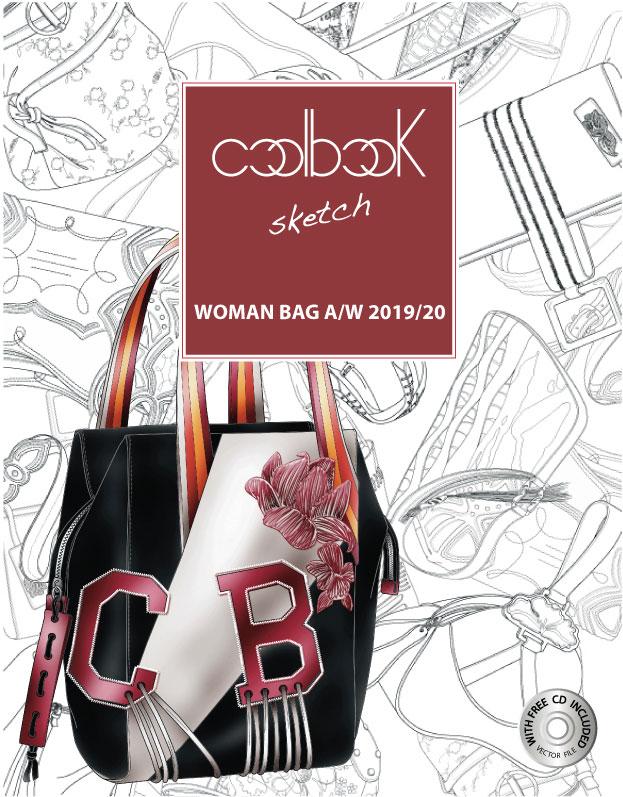 CoolBook Sketch Woman bags A/W 2019/20 - Bag Trend Book