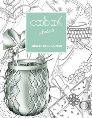 CoolBook Sketch Trend Book Woman bags S/S 2020 Tendenze Moda