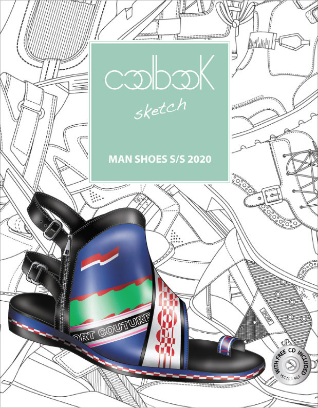 Cool Book Sketch Trend Book Man Shoes S/S 2020 Tendenze Moda
